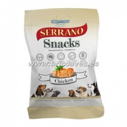 Serrano snacks pollo.