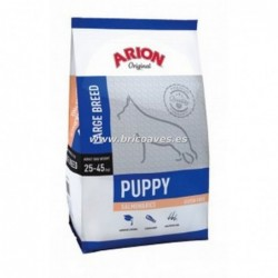 Pienso especial Arion Puppy Large Breed Salmon&Rice.