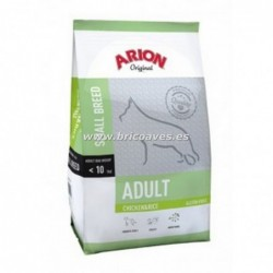 Pienso especial Arion Adult Small Breed Chicken&Rice.