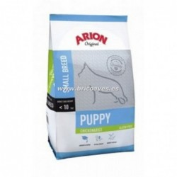Pienso especial Arion Puppy Small Breed Chicken&Rice.