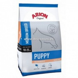 Pienso especial Arion Puppy Medium Breed Salmon&Rice.