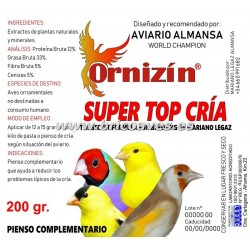 Super Top Cría Ornizín